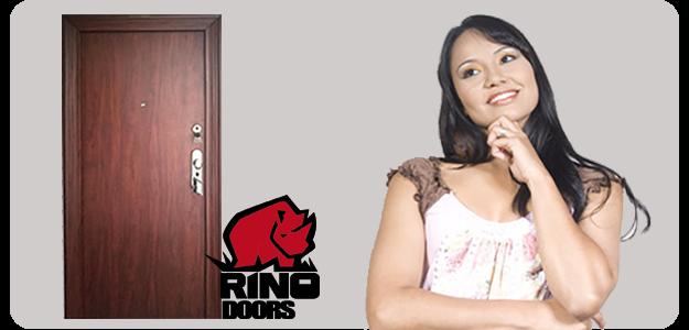 ¿Por qué usar Rino Doors?